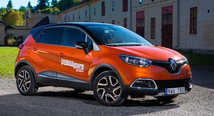 Rosttest: Renault Captur (2013)