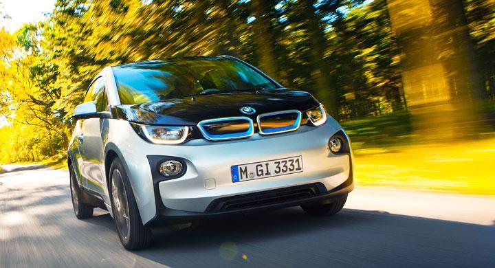 Provkörning: BMW i3 (2013)