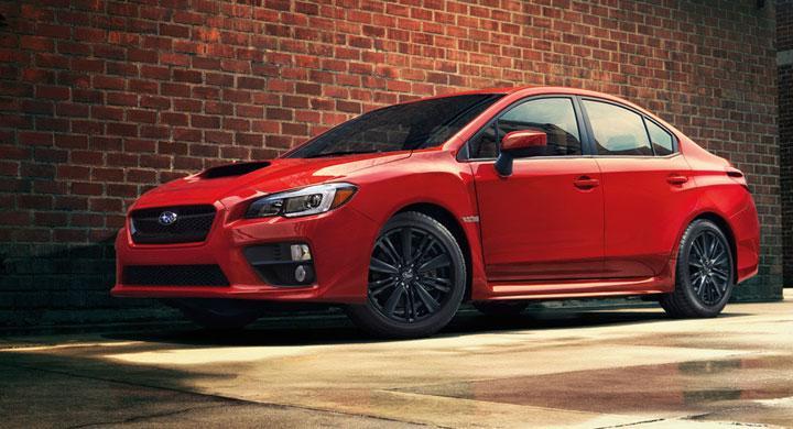 Subaru WRX (2013) – bilder och fakta