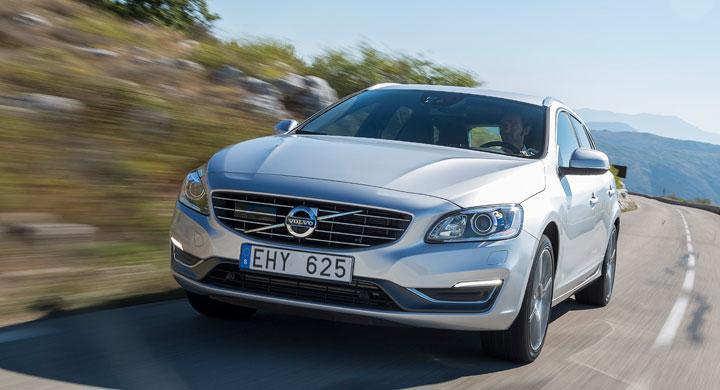Provkörning: Volvo V60 D4 (2013)