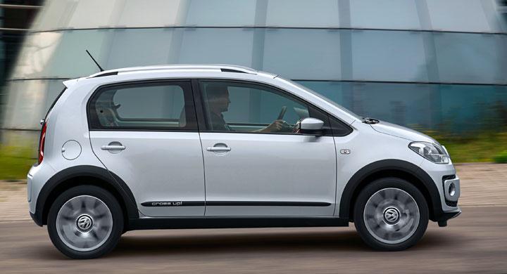 Provkörning: Volkswagen Cross Up (2013)