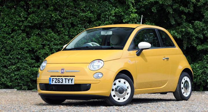 Fiat 500 kan få fem dörrar