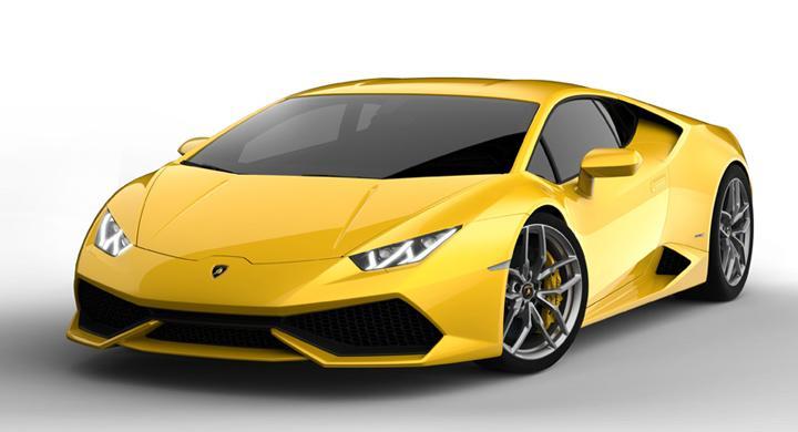 Lamborghini Huracán – ny superbil
