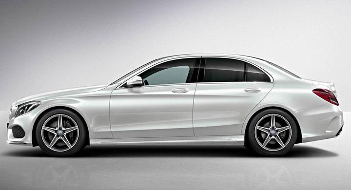 Bildläcka: Mercedes C-klass AMG