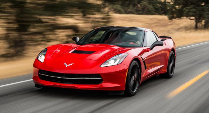 Corvette är Årets Bil i Nordamerika