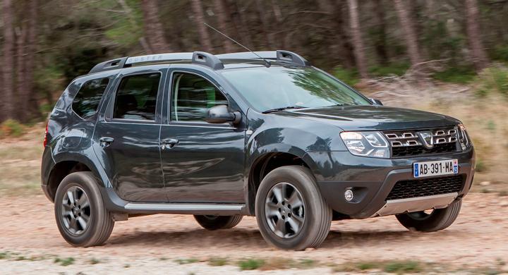 Provkörning: Dacia Duster (2013)