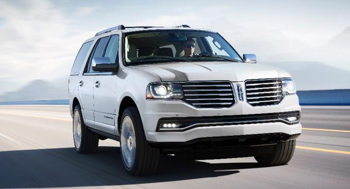 Nya Lincoln Navigator – bilder och fakta