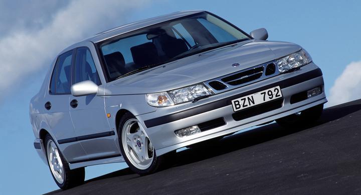 """Bilfrågan: Varför """"blåryker"""" min Saab 9-5?"""