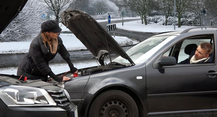 Bilfrågan: Skadligt med starthjälp?