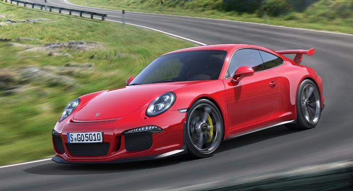 Porsche till bilägarna: Låt bilen stå!