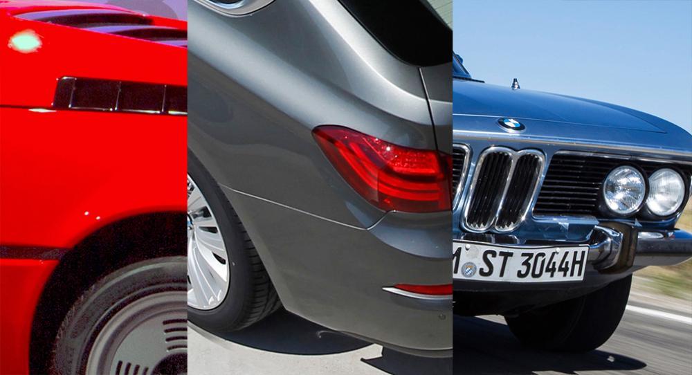 Bildquiz: Vilken BMW?