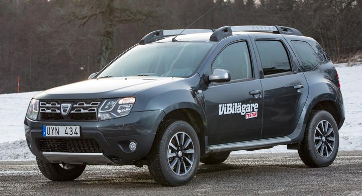 Rosttest: Dacia Duster (2014)