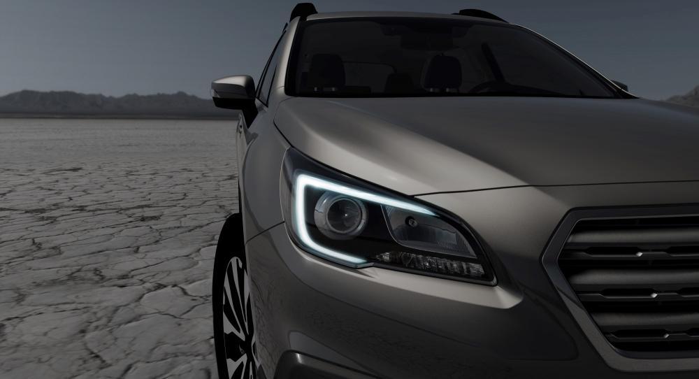 Första bilden: Subaru Outback (2015)