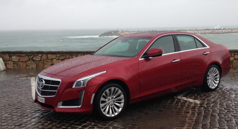 Cadillac CTS – rapport från provkörningen