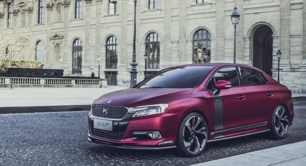Sportigt koncept från Citroën