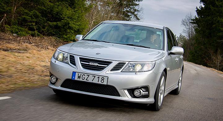 Provkörning: Saab 9-3 (2014)