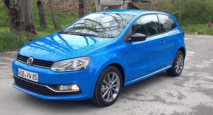 Volkswagen Polo (2014) – rapport från provkörningen
