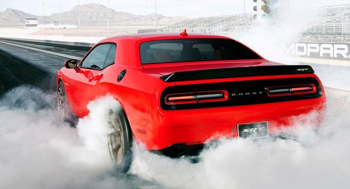 Dodge släpper ny Challenger, produktionen drar igång senare i år.