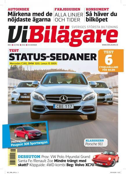 Vi Bilägare 8/2014 – nytt nummer