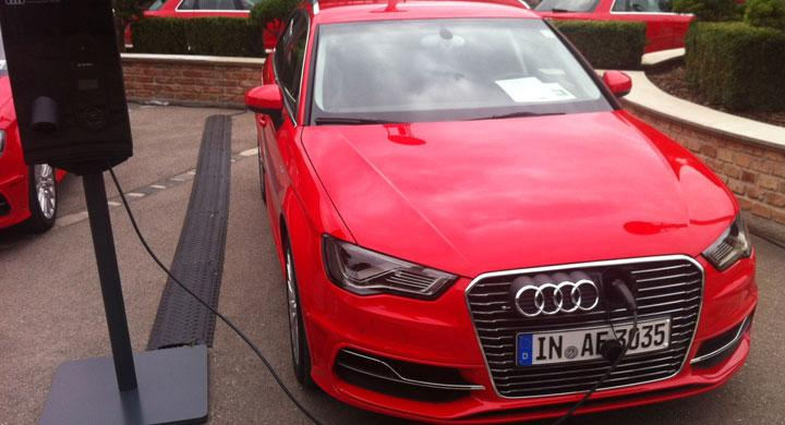 Direktrapport: Audi A3 e-tron