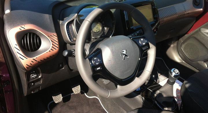 Direktrapport: Peugeot 108