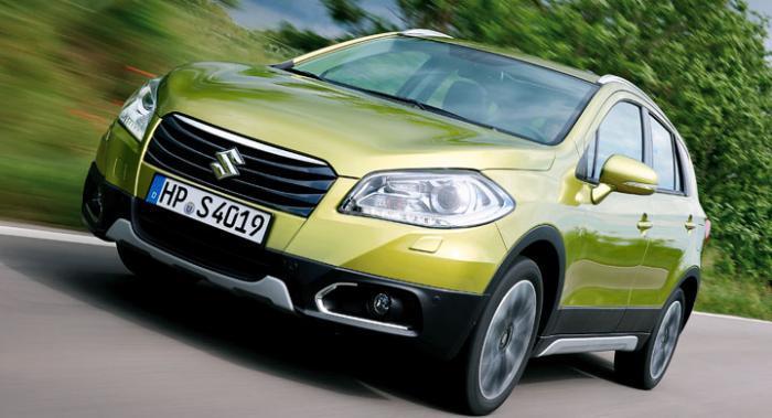 Bilfrågan: Vilken olja i Suzuki SX4 S-Cross?