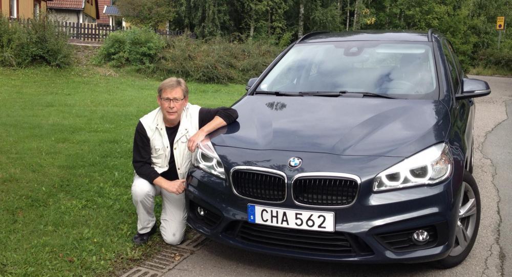 BMW:s första framhjulsdrivna bil, 2-serie Active Tourer, är redo att möta konkurrenterna.