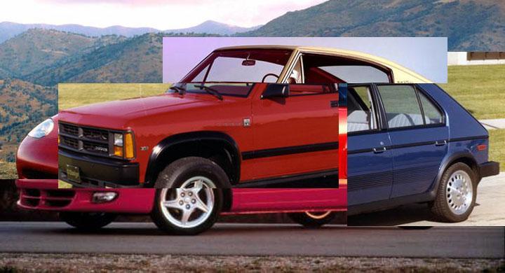 Bildquiz: Vilken Dodge?