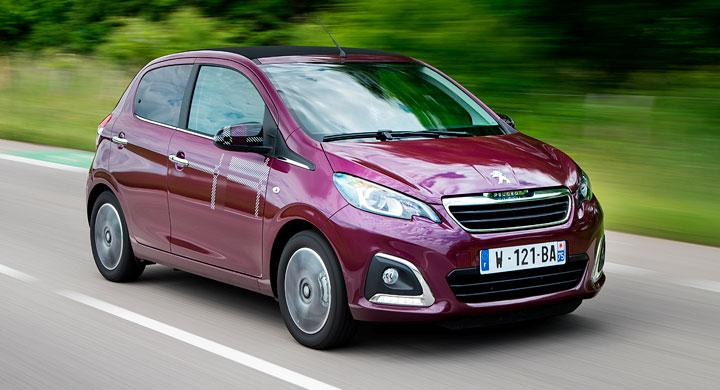 Provkörning: Peugeot 108 1,0 VTi S&S 5D Top!