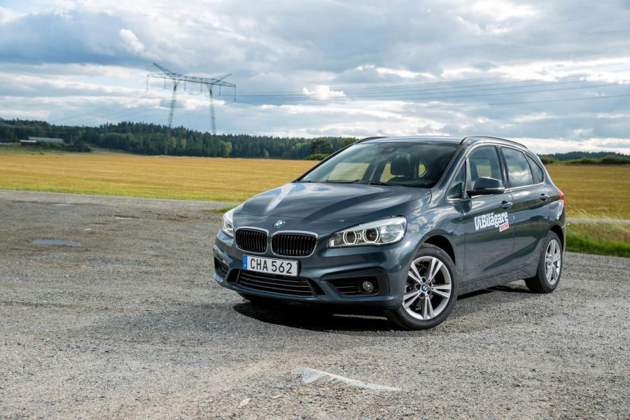 Rosttest: BMW 2-serie Active Tourer (2014)