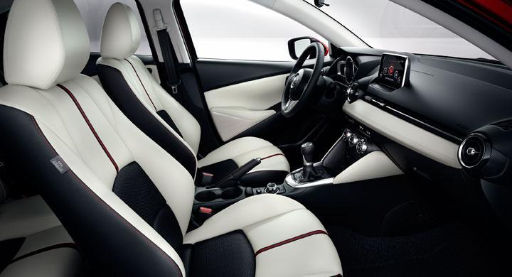 Mazda2 europaklar