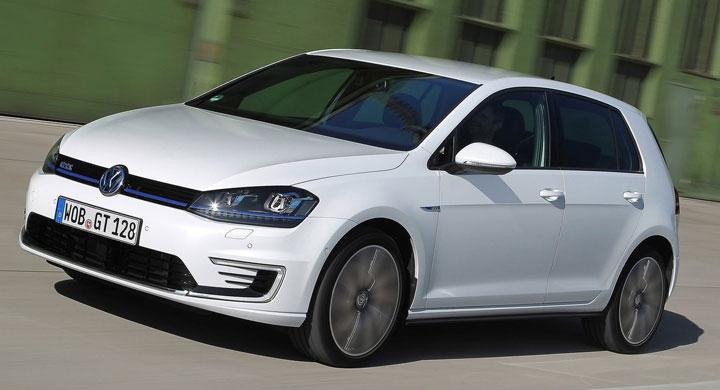 Provkörning: VW Golf GTE