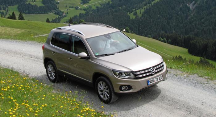 Kan problem med tröga växlar i Volkswagen Tiguan vara skäl till att få förlängd garantitid?