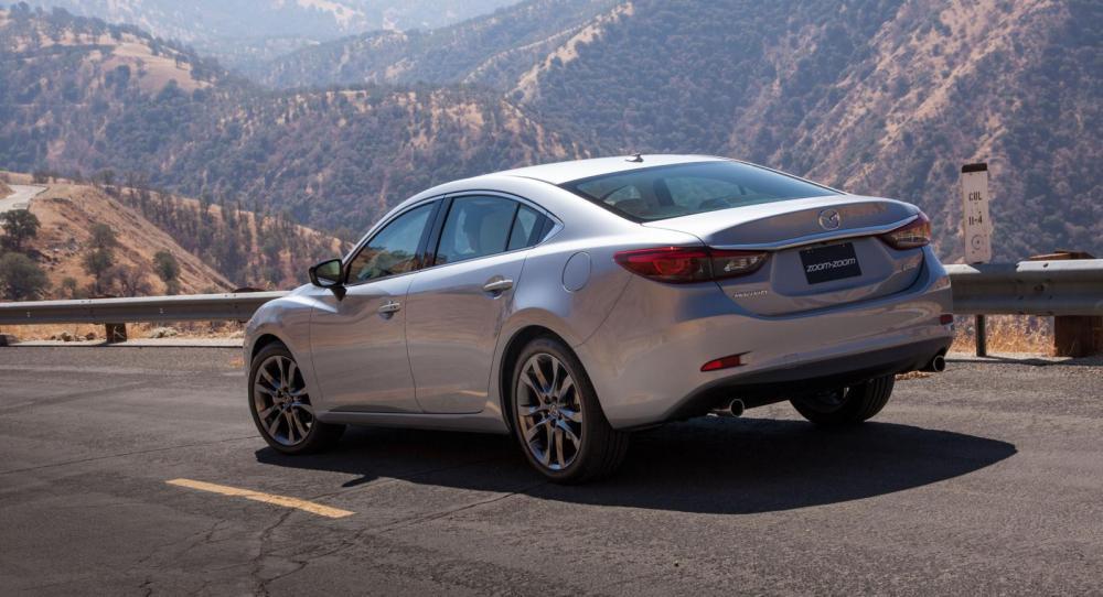 Mazda6 2014.