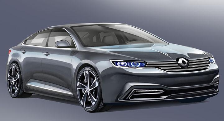Renault planerar att slopa Laguna-modellen. Ersättaren blir en större och lyxigare bil som är tänkt att utmana storheter som Mercedes E-klass, BMW 5-serien och Audi A6.