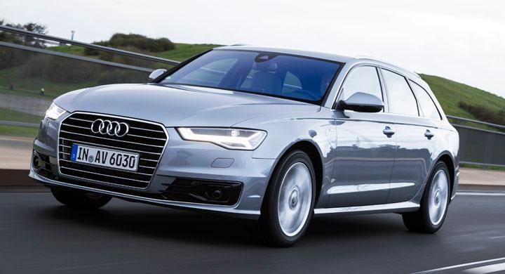 Modifierad grill, nya strålkastare, nya veck längs trösklarna – ser du nyheterna på Audi A6? Det har hänt en del under skalet också.