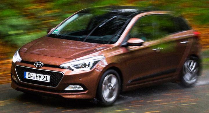 Hyundai i20 har vuxit och tillhör nu de rymligaste bland småbilarna.