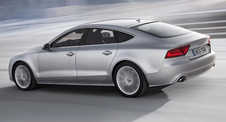 Audi självkör till elektronikmässa