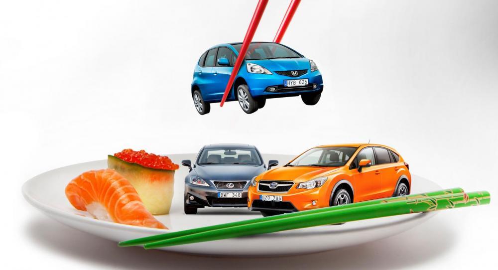 Förra året var de japanska bilarna i topp, vilka bilar faller svensken i smaken 2015?