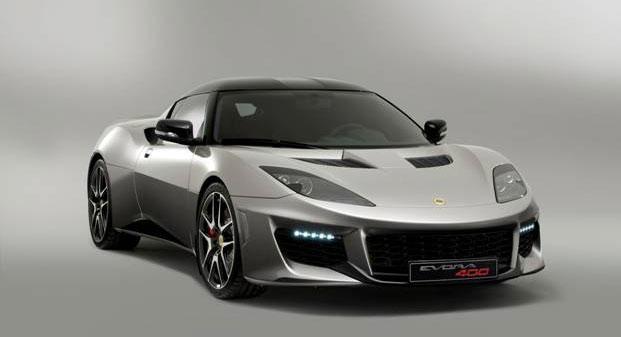 Evora 400 blir snabbaste gatbilen hittills från Lotus.