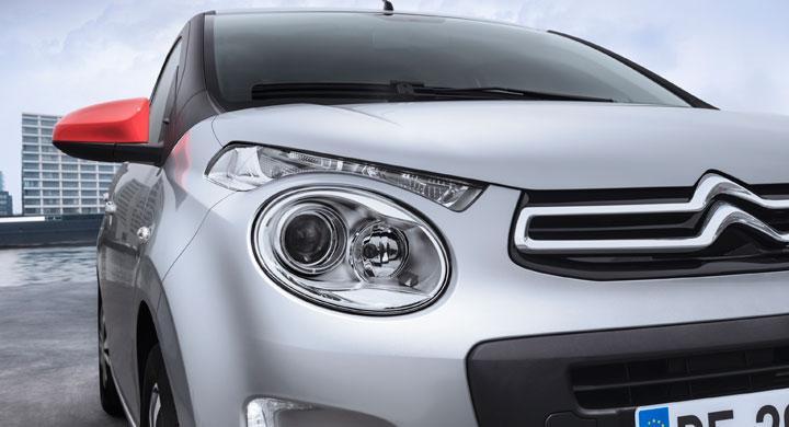 Provkörning: Citroën C1