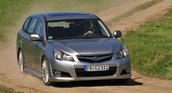 Legacy utgår som bilmodell i Europa efter att ha sålts sedan tidigt 90-tal.
