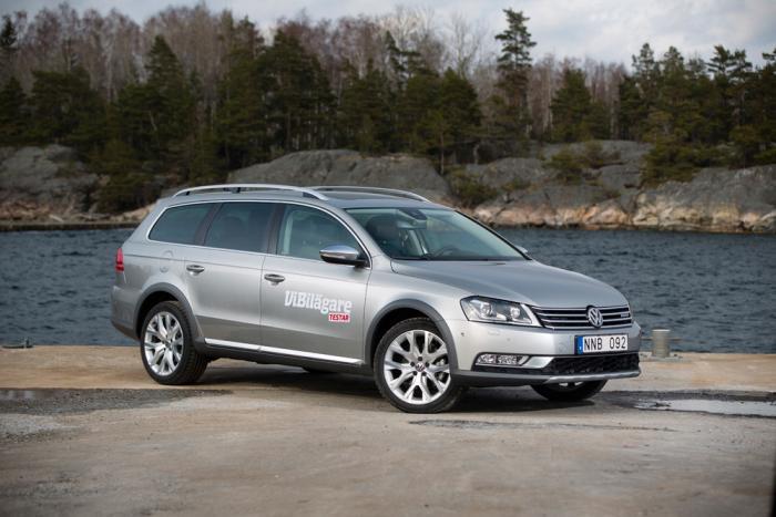 Bilfrågan: Hur värms en VW Passat TDI?