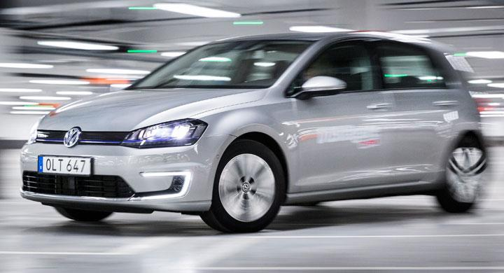 Rosttest: Volkswagen e-Golf