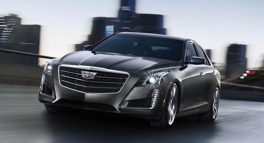 Med nya motorerna knappar Cadillac in på de europeiska premiummärkena.