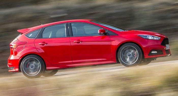Provkörning: Ford Focus ST
