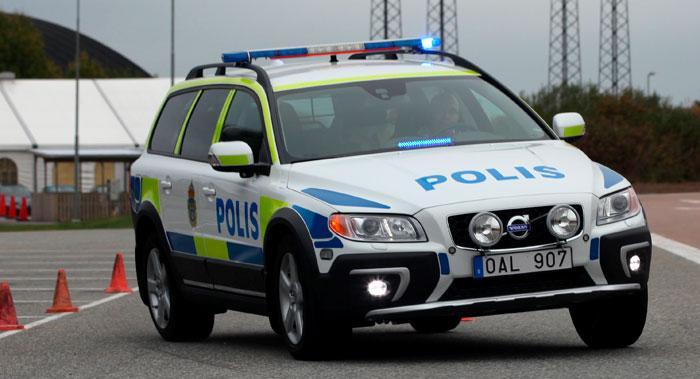 Krävande poliskund