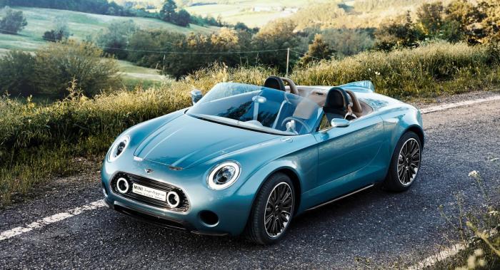 Minis konceptbil Superleggera ser ut att bli verklighet.