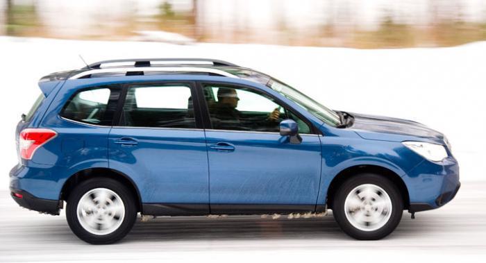 Olika slitna däck kan vara en påfrestning för fyrhjulsdriftsystemen.