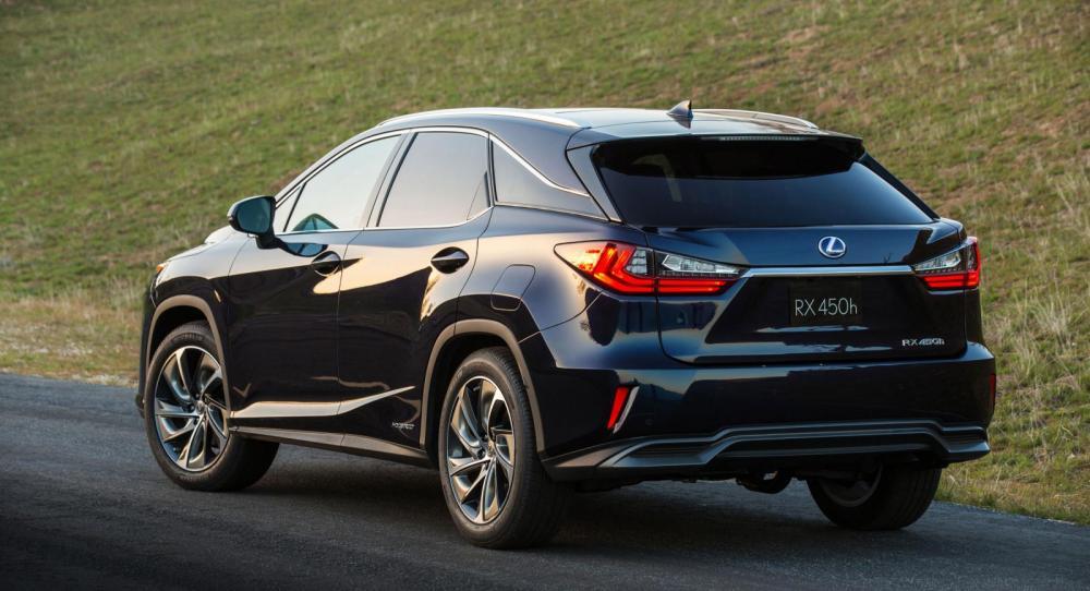 Hybriddrift och komfort är Lexus-drag som ska leva vidare i nya RX.